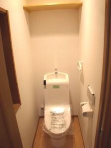 施工例リフォームトイレa