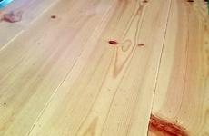 子供も喜ぶ無垢の床